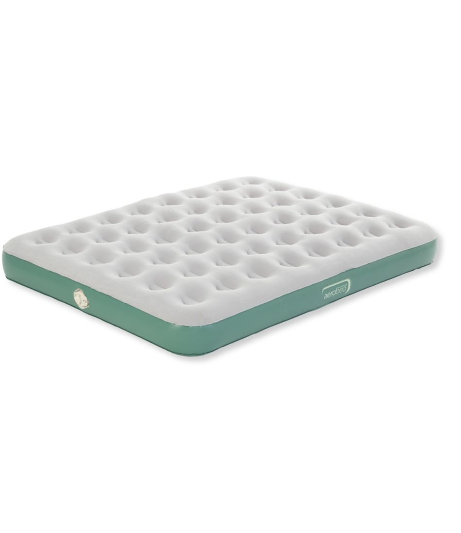 """Aerobed 9"""" Air Mattress with Rechargeable Pump"""