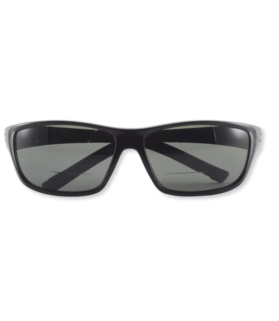 L.L.Bean Deluxe Polarized Performance Bifocal Sunglasses, Medium