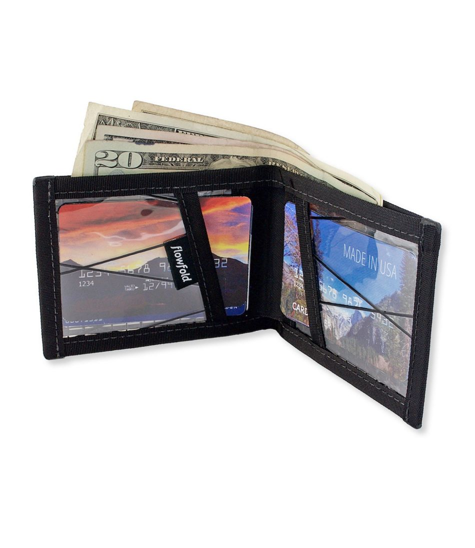 Flowfold Vanguard Billfold Wallet