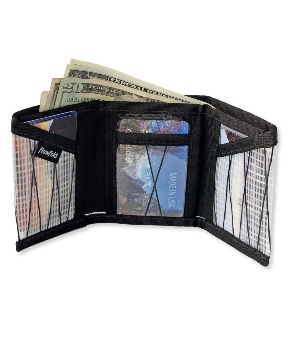 Flowfold Traveler Trifold Wallet
