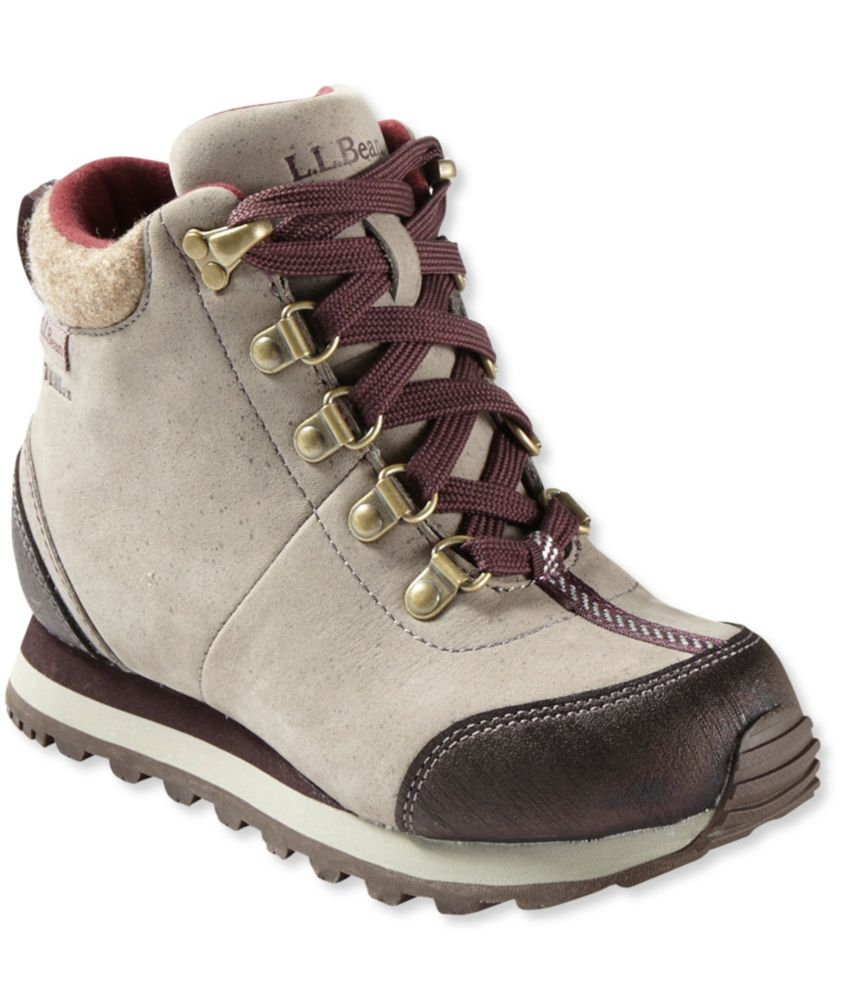 L.L.Bean Waterproof Snow Sneakers