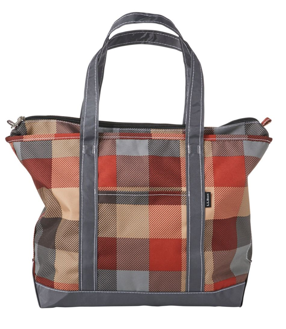 7c191956f80a Everyday Lightweight Tote, Plaid