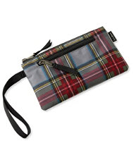Everyday Lightweight Clutch Plaid
