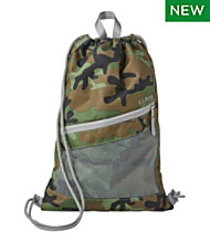 Drawstring Cinch Pack, Print