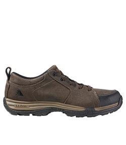 Men's Traverse Trail Shoes, Leather