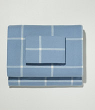 Ultrasoft Comfort Flannel Sheet Set, Windowpane