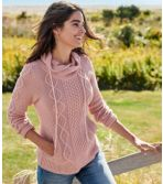 Women's Signature Cotton Funnelneck Sweater