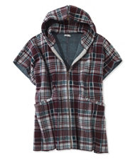 Signature 1939 Auto Robe Poncho, Plaid