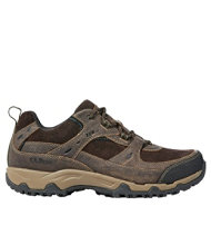 Men's Trail Model 4 Waterproof Hiking Shoes, Leather/Suede