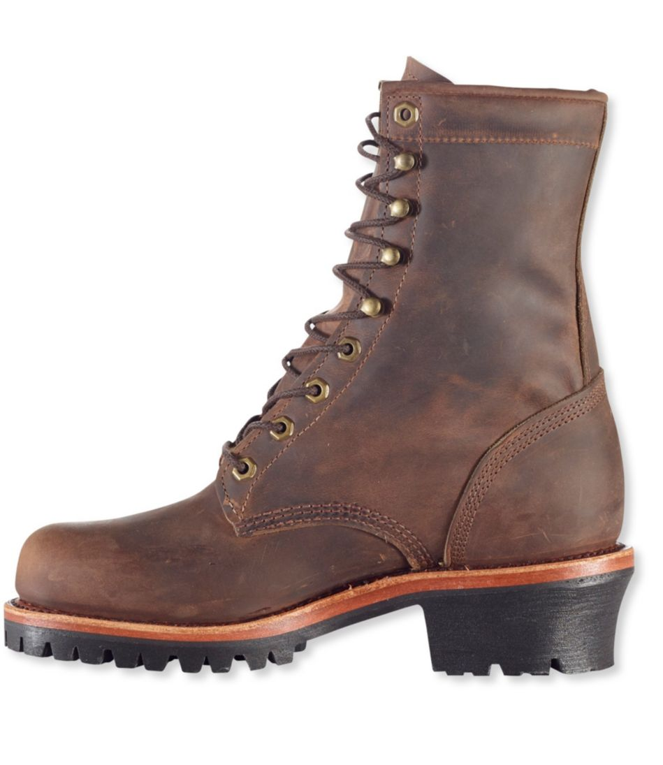 Men's Katahdin Iron Works Logger Boots