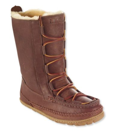 Women's Wicked Good Lodge Boots, Leather