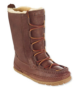 Wicked Good® Lodge Boots, Leather
