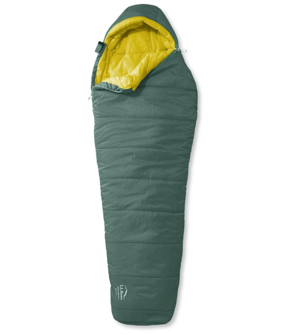 Adventure Sleeping Bag, 25F Mummy