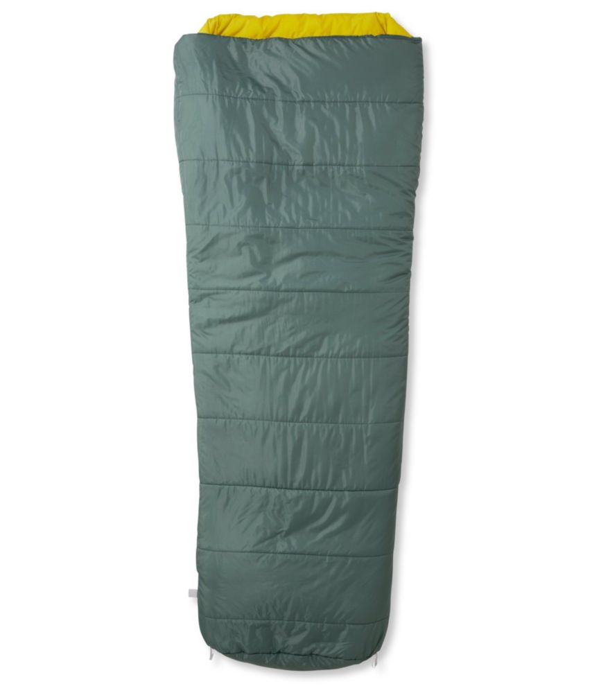 photo: L.L.Bean Adventure Sleeping Bag, Rectangular 30 3-season synthetic sleeping bag