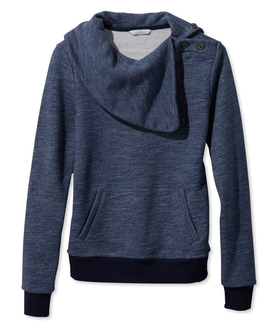 Signature Cowlneck Sweatshirt