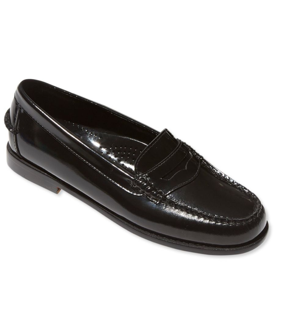 Signature Handsewn Patent Leather Loafer