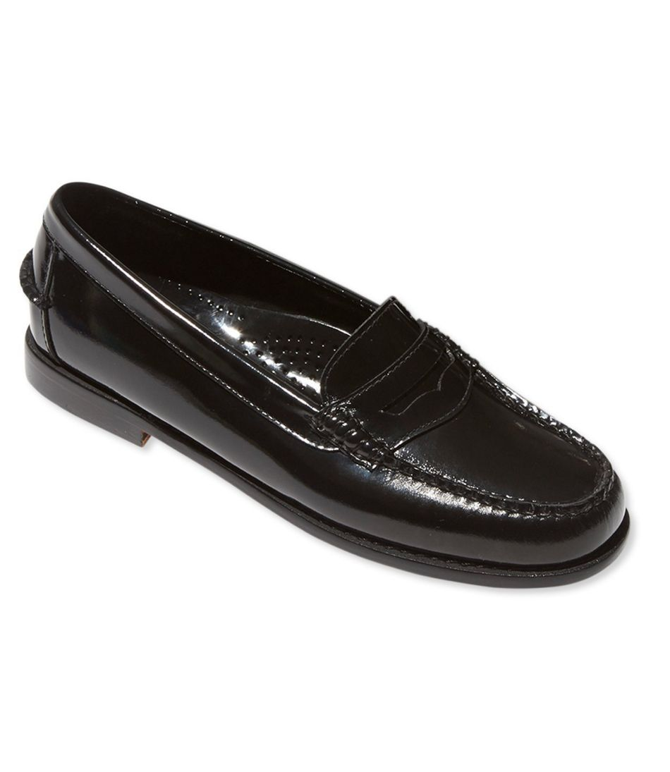 e0c9be0bbdc Black Patent Loafer