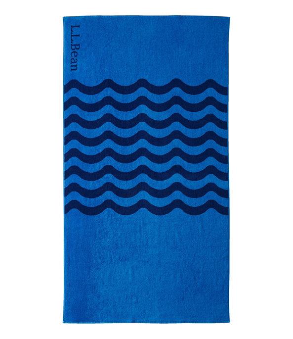 Seaside Beach Towel, , large image number 0