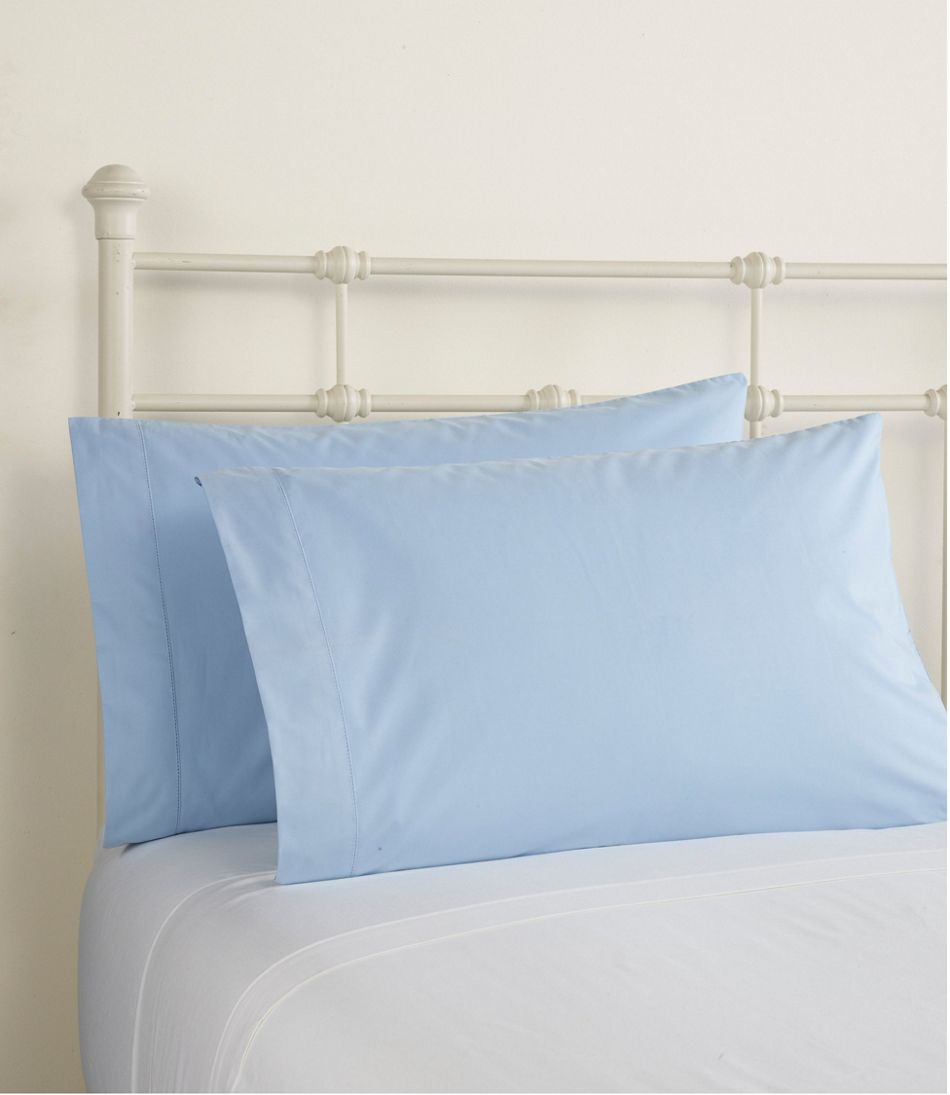 280-Thread-Count Pima Cotton Percale Sheet Set
