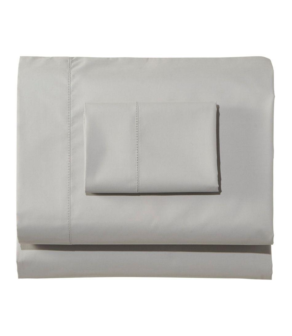 280-Thread-Count Pima Cotton Percale Sheet Set