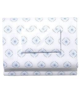 280-Thread-Count Pima Cotton Percale Sheet Set, Print