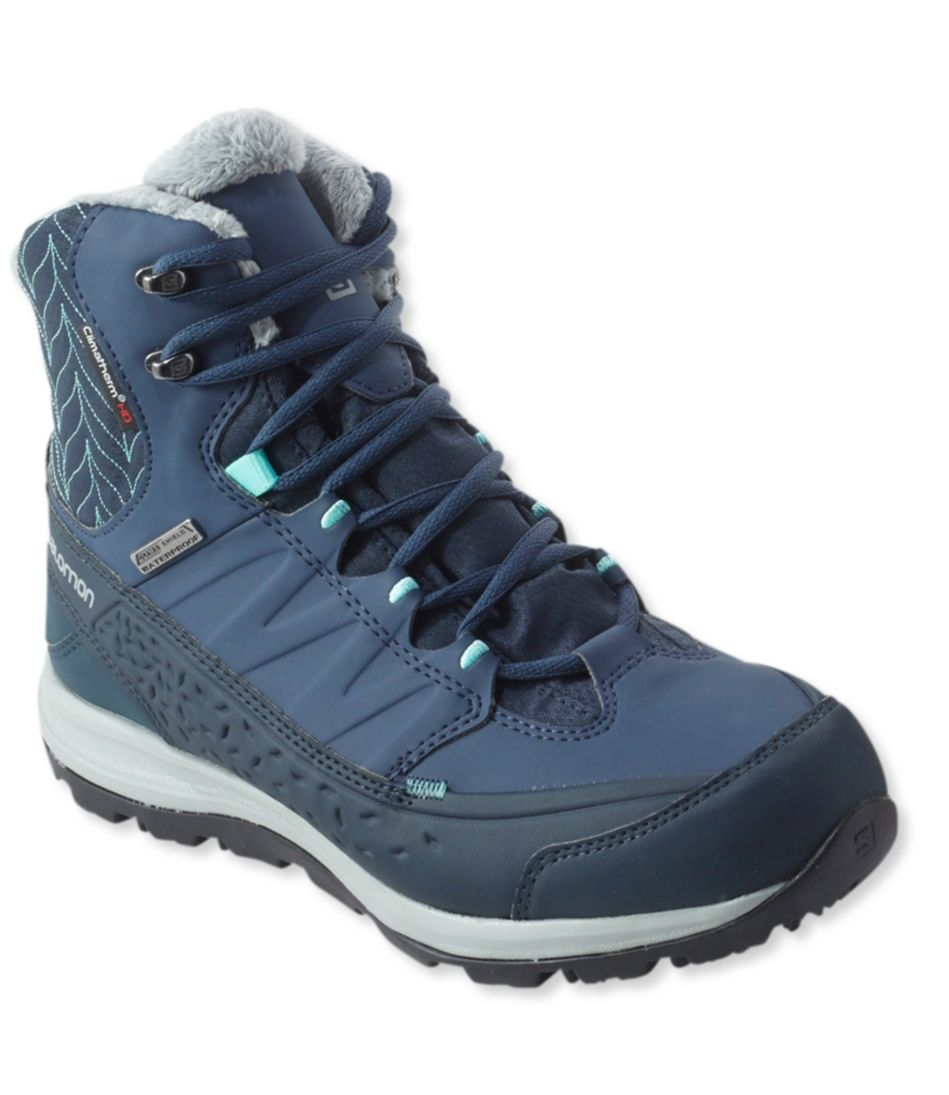 Women's Salomon Kaina ClimaShield 2 Waterproof Boots