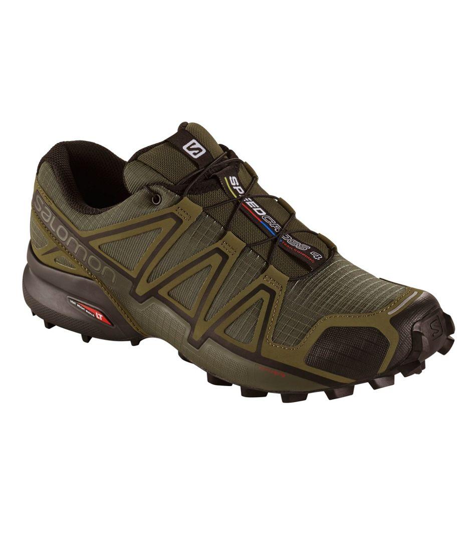 Men's Salomon Speedcross 4 Trail Shoes