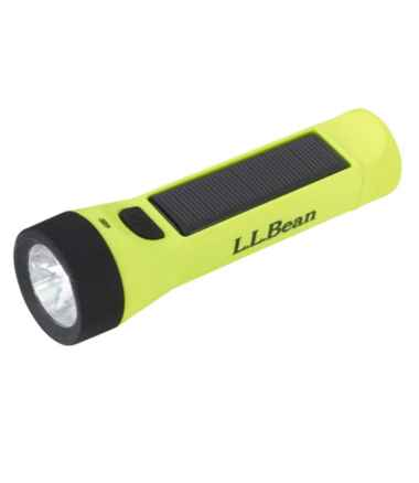 L.L.Bean-HybridLight Solar Rechargeable Flashlight