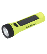 L.L.Bean Hybrid Light Solar Rechargeable Flashlight
