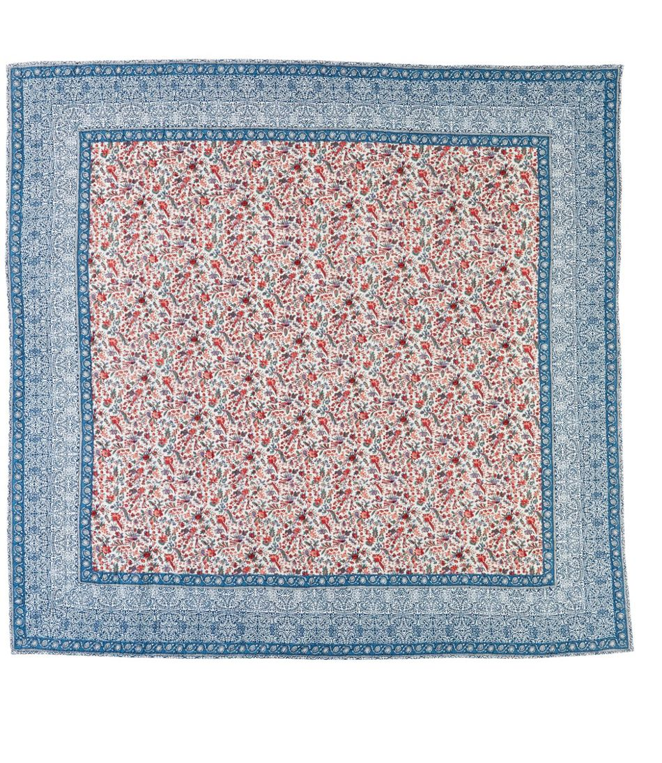 Border Floral Quilt Collection