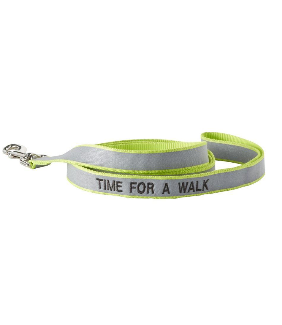 Personalized Reflective Pet Leash
