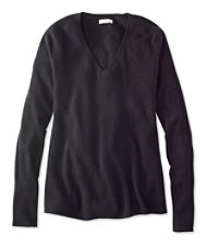 Signature Cashmere Trapeze Sweater