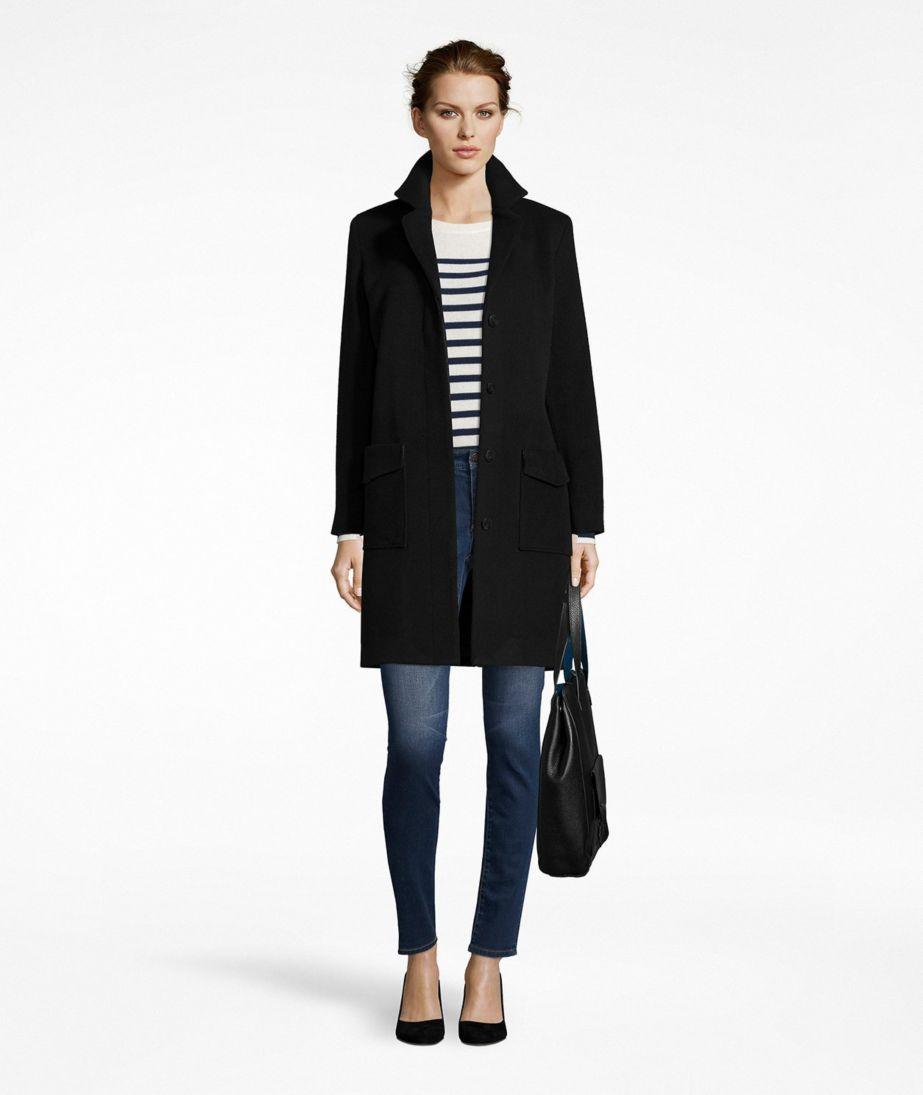 Signature Ashland Wool Coat