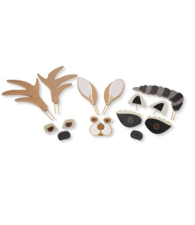 Woodland Animals Snow Kit
