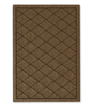 Waterhog Doormat, Recycled Diamond