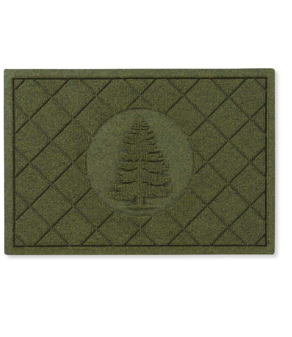 Waterhog Doormat, Recycled Tree