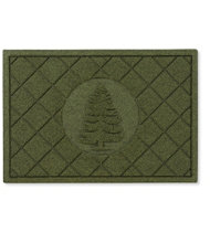 Waterhog Doormat, Recycled Tree