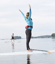 Stand Up Paddle Boarding Fitness Discovery Course