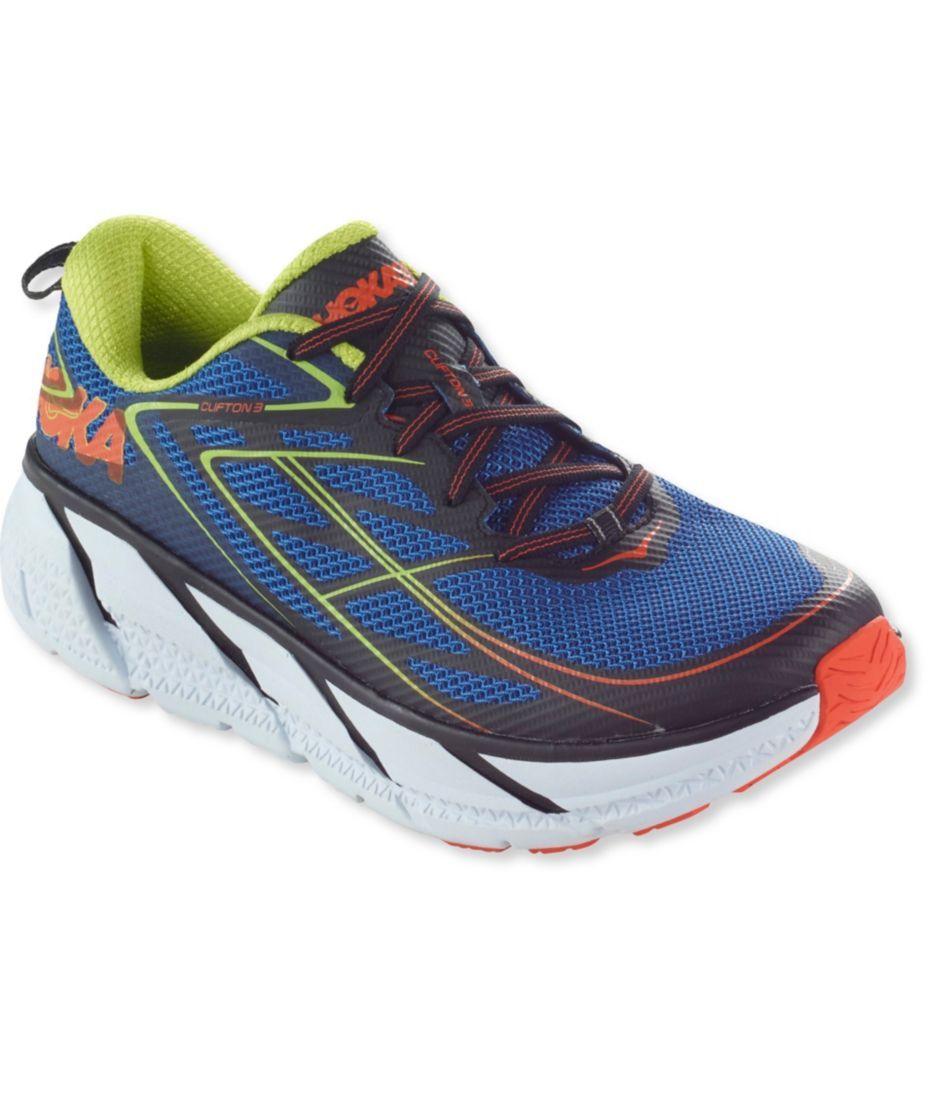 Men's Hoka One One Clifton 3, Running Shoes