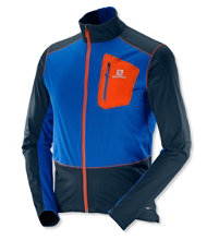 Men's Salomon Equipe Soft-Shell Jacket