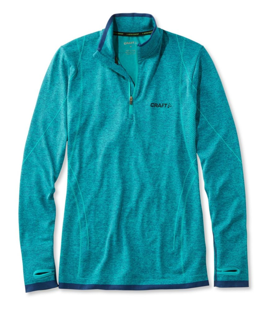 photo: Craft Active Comfort Quarter-Zip