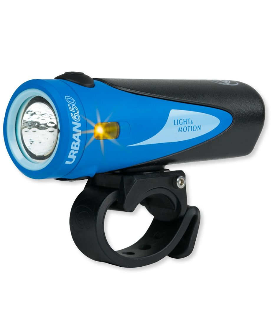 Light And Motion Urban 650 Kingfisher Bike Light