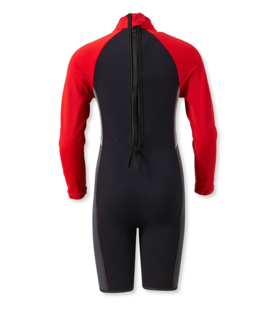 Kids' Superstretch Titanium Wet Suit