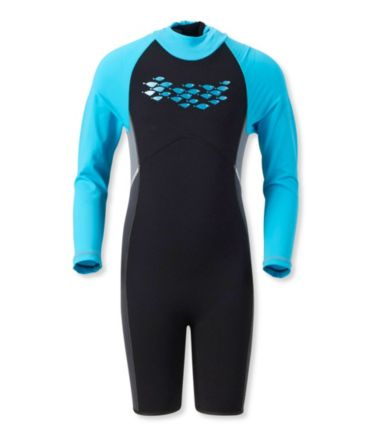 Kids' Superstretch Titanium Wet Suit