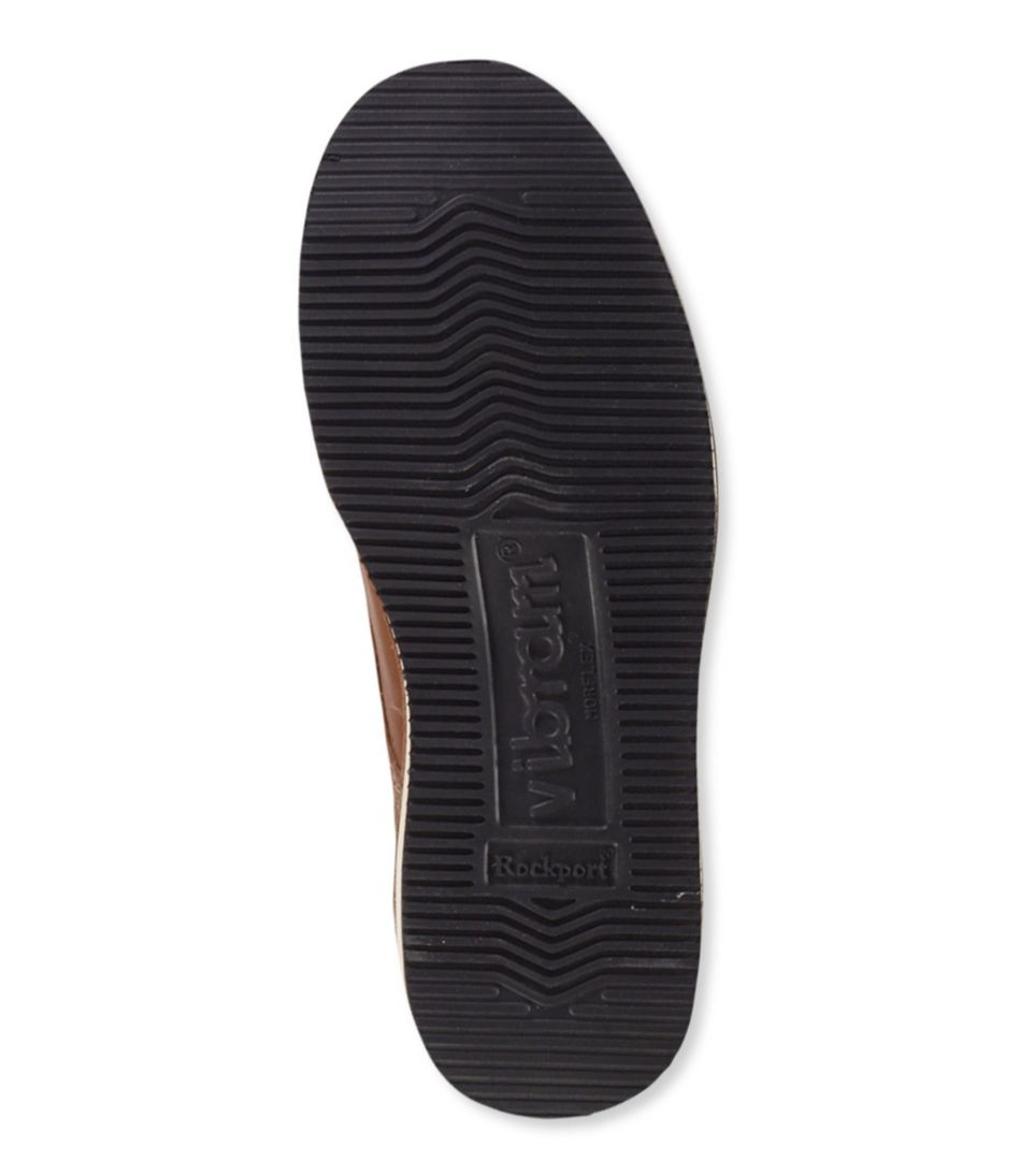 Men's Rockport Prestige Point Plain-Toe Oxfords, Leather
