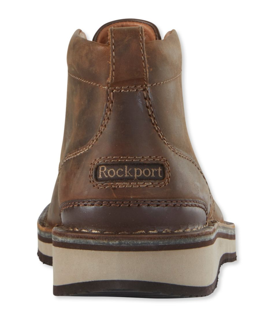 Men's Rockport Prestige Point Plain-Toe Chukkas