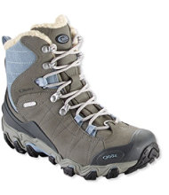 "Women's Oboz Bridger 7"" Insulated Hiking Boots"