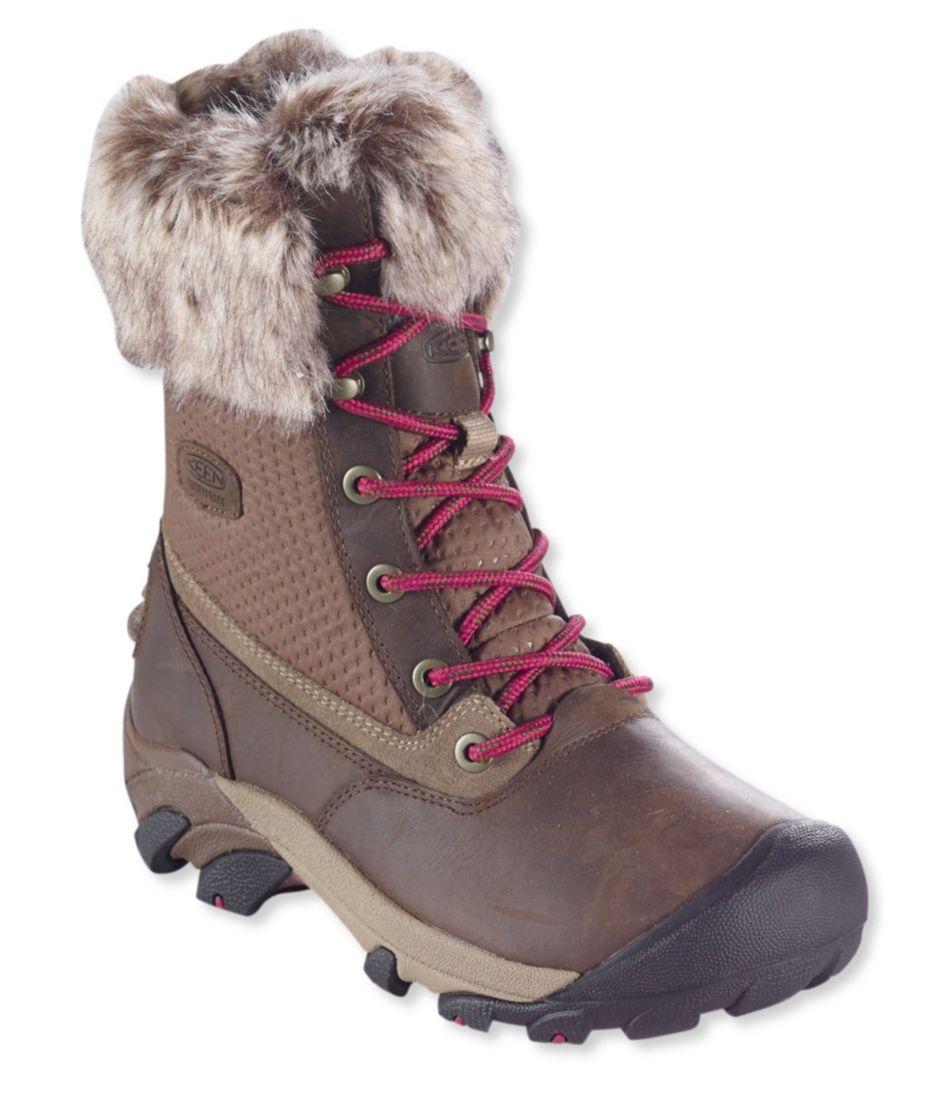 Women's Keen Hoodoo III Hiking Boots, Waterproof