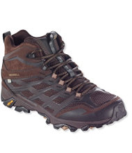 Men's Merrell Moab FST Waterproof Hiking Boots