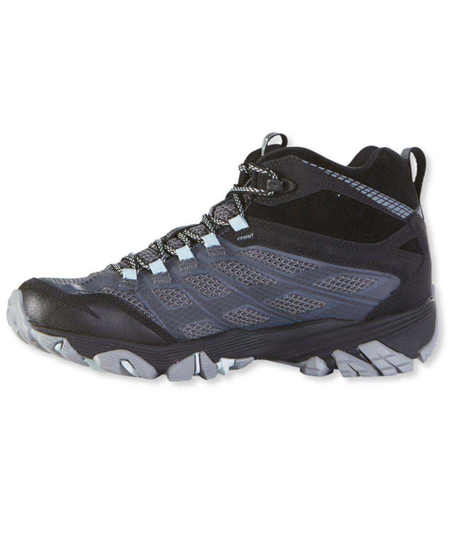 Women's Merrell Moab FST Waterproof Hiking Boots